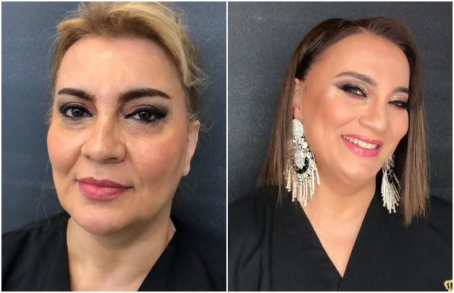 Anar Nüşabəni bəzədi, izləyicilər bəyənmədi - Video