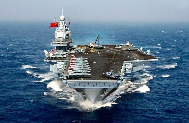 Китай провел военные учения в Тихом океане