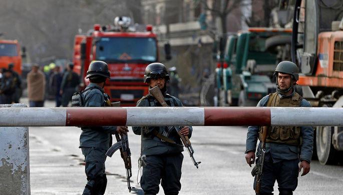 В Афганистане иностранный конвой насмерть сбил школьницу