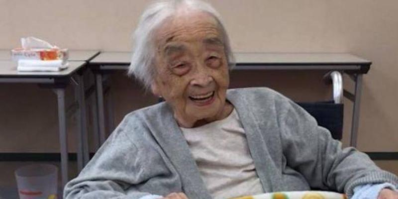 Умерла самая пожилая женщина планеты