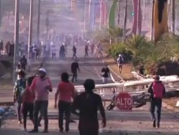 В Никарагуа в прямом эфире застрелили журналиста