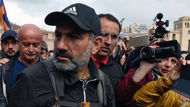 Армении нужна третья сила – Новый «человек с рюкзаком»