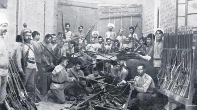 روس آرخیوی آچیلدی: «ارمنی سویقیریمی» ایله باغلی - شوک سند