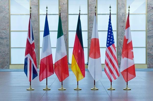 China accuses G7 of 'manipulation'