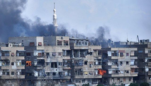 Гуманитарная ситуация в Сирии ухудшается