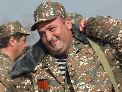 """Ermənistanda qətl: """"Yerkrapa"""" vitse-prezidenti öldürüldü"""