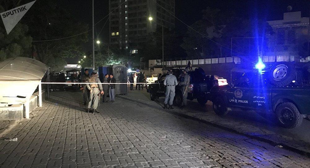 Kabildə güclü partlayış: 29 ölü, 72 yaralı...