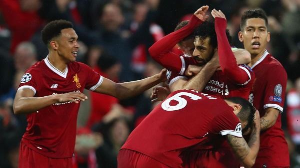 «Ливерпуль» разгромил «Рому» - Видео