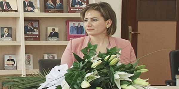 Natəvan Qədimova nazir təyin edildi
