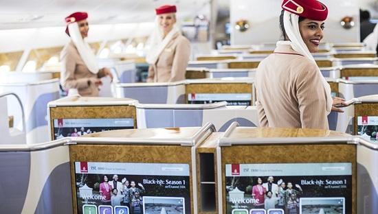 Пассажиры Emirates смогут сдавать багаж из дома