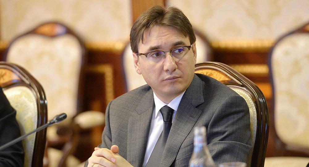 Армянский эмиссар на консультациях в Кремле