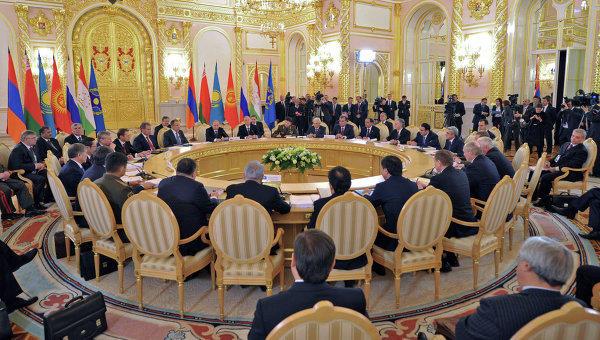 Делегация Армении не приехала на заседание ОДКБ