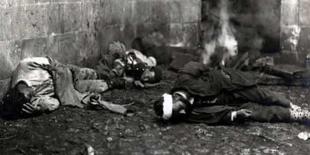  حوادث ۳۱ مارس ۱۹۱۸