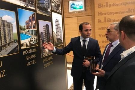 Antalyada Azərbaycan şirkətinə bölük diqqət - Foto