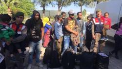 More than 360 irregular migrants held in Turkey