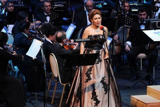 Фидан Гаджиева даст концерты в честь 100-летия АДР