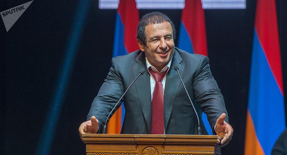 Царукян определился с кандидатом на пост вице-спикера