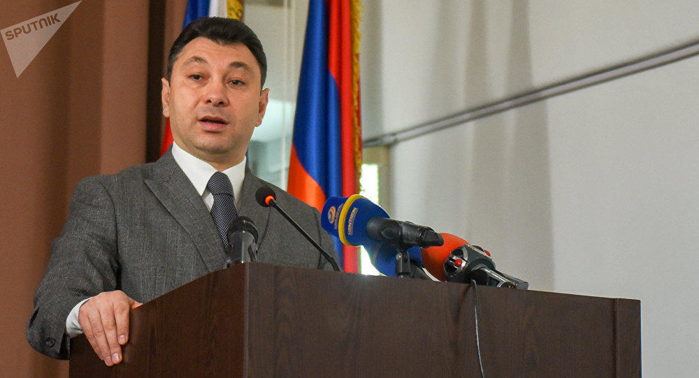 Sharmazanov: Pashinyan is making fun of the people