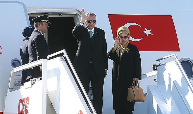 Turkey: Erdogan to embark on 4-day Africa tour