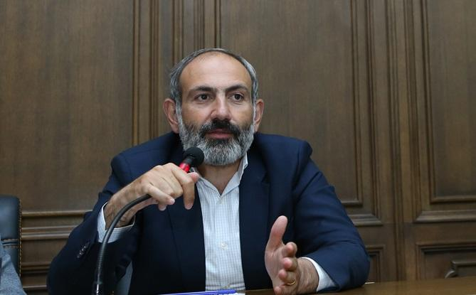Pashinyan seized judicial authority: He resigns