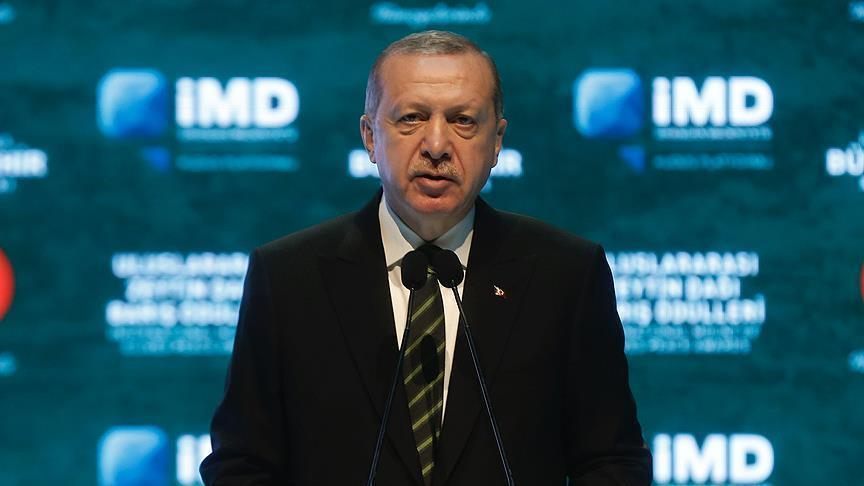 Erdogan announced the long-awaited decision -