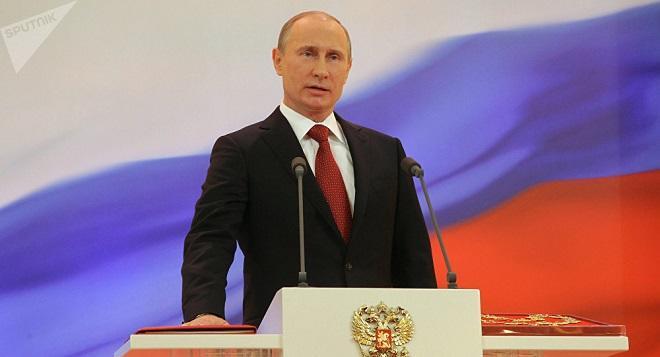 Путин назвал главную задачу Вооруженных сил