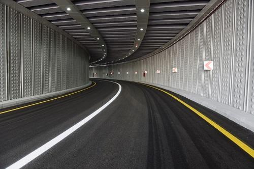 В этом тоннеле будет ограничено движение