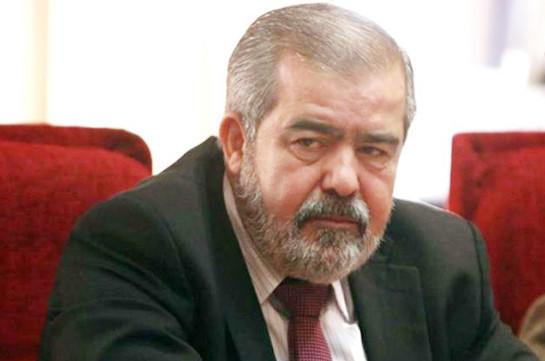 Ermənistanın eks-kəşfiyyat şefi narkobaron çıxdı