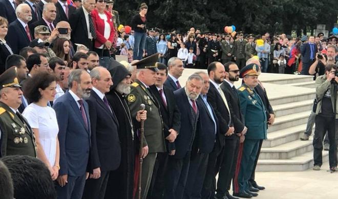 Пашинян отвечает Баку по-армянски