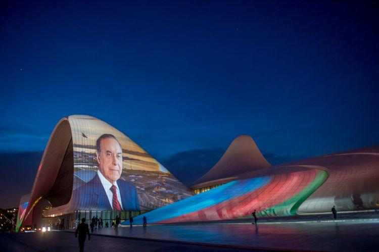 Heydar Aliyev Center`s message to the world -