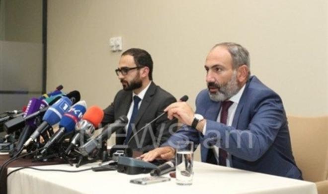 Pashinyan's Alliance Wins