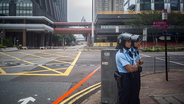 Çinin yeni layihəsi: Honkonqda həyəcan başladı
