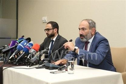 Pashinyan's Alliance Wins