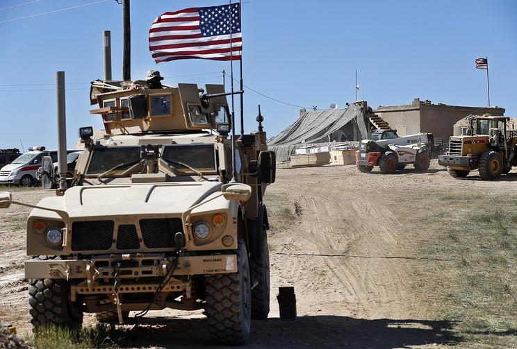 Террористы атаковали американских военных в Сирии