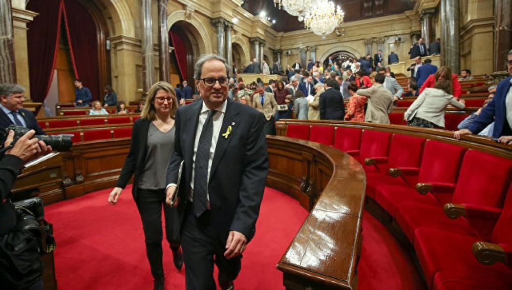 توررا سؤز وئردی: کاتالونییا یارادیلاجاق
