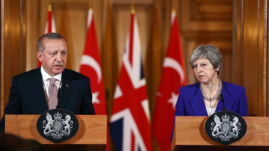 İngiltərə Türkiyə ilə ticarət sazişi imzalamayacaq