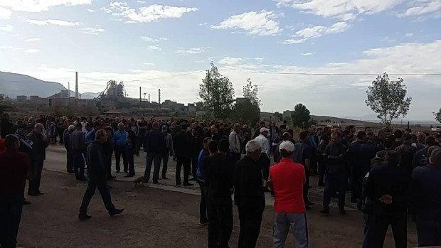 Relatives of Armenian captives closed the Gyumri-Yerevan road