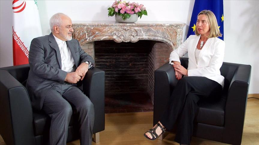 EU slams Pompeo's Iran strategy