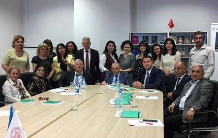 """Türk professor """"Türkologiya"""" jurnalında – Seminar"""