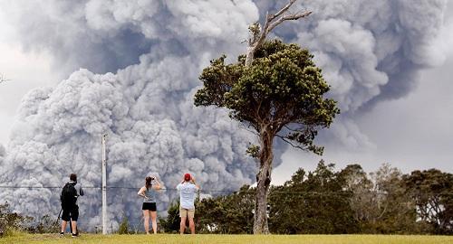 Извержение вулкана в Новой Зеландии: 20 погибших