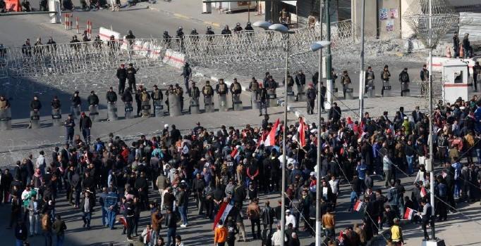 ایراندا اعتراضلاردا اؤلنلرین سایی ۹ نفره چاتدی