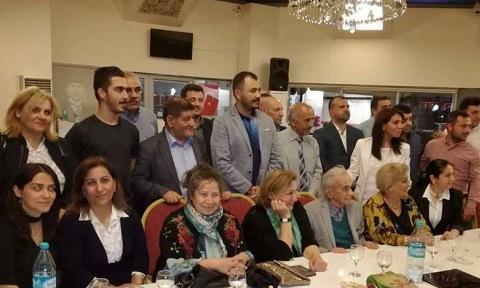 Azərbaycanlılar Kayseridə yeni dərnək yaratdılar - Foto