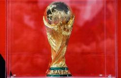 FIFA World Cup Trophy arrives in Nizhny Novgorod