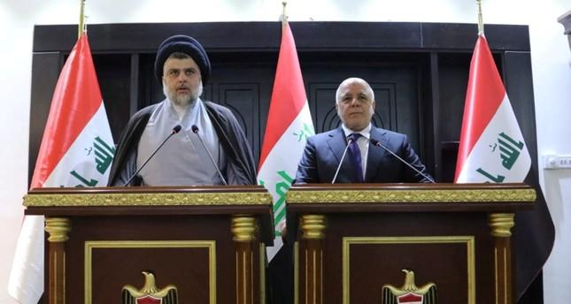 Iraqi PM Abadi, Sadr meet in sign of possible coalition