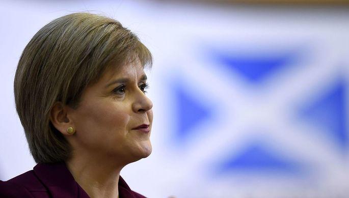 Шотландия намерена провести еще один референдум