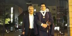 Etibar Məmmədovun oğlu ABŞ-a köçdü - Foto