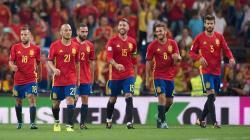 Испания объявила состав на ЧМ-2018