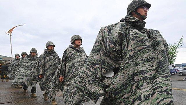 "U.S.-S. Korea military drills bring ""disastrous consequences"""