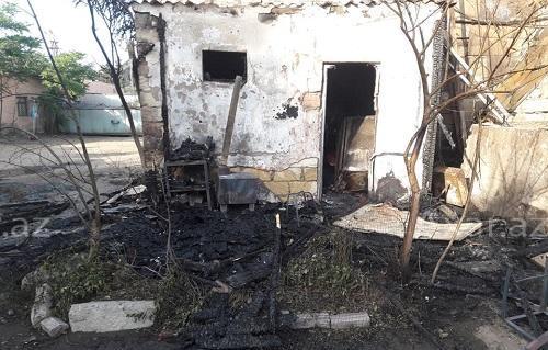 В связи со взрывом в Баку задержано должностное лицо