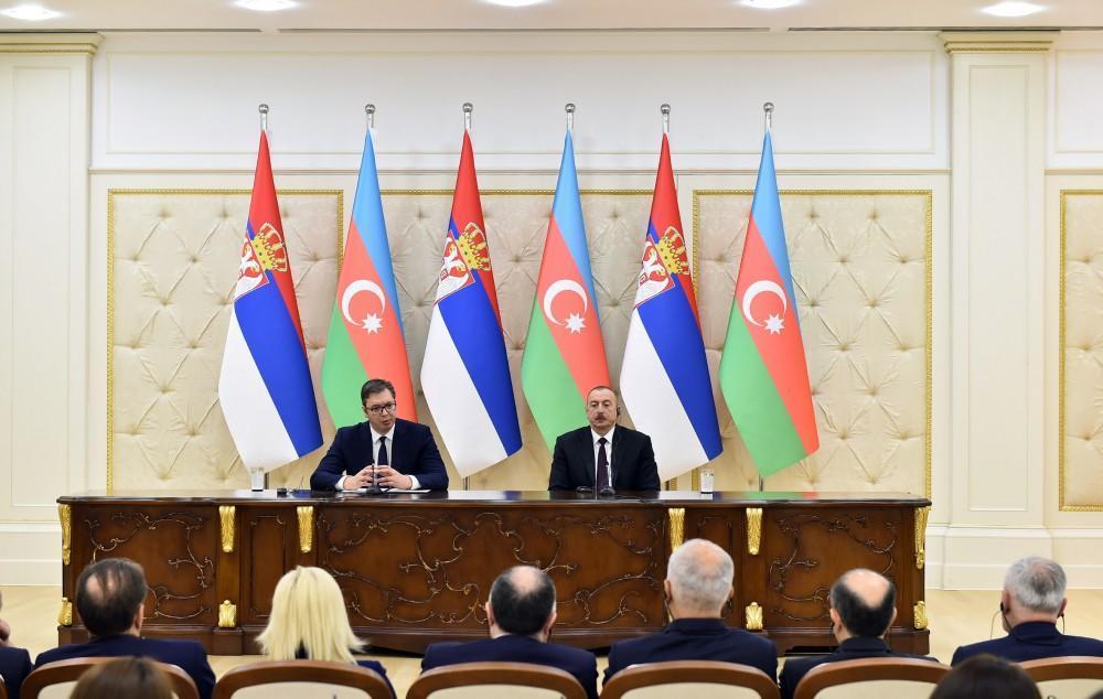 Алиев: Мы и Сербию видим  активным участником БТК